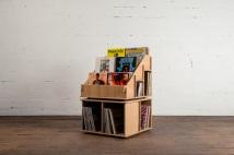 Hi-Phile Record Cabinet