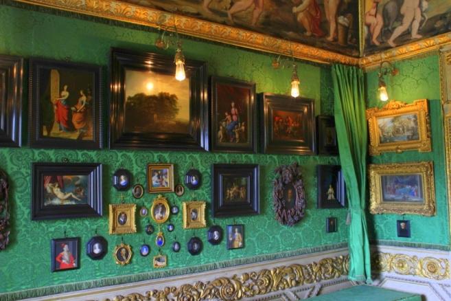 Ham House Green Closet