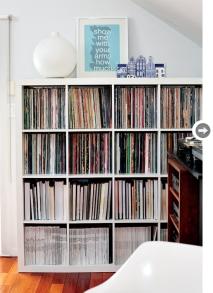 Ikea Kallax / Style at Home